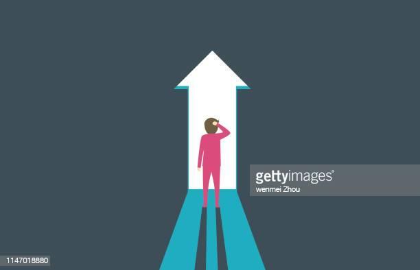direction - entering stock illustrations