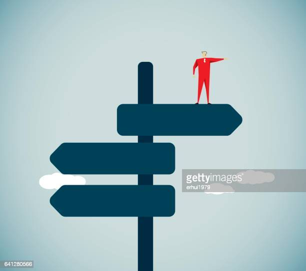 direction - directional sign stock illustrations