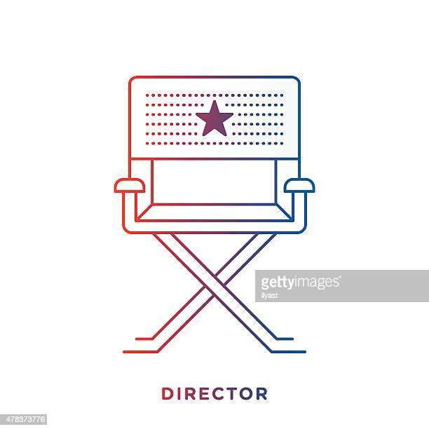 Director Chair Symbol