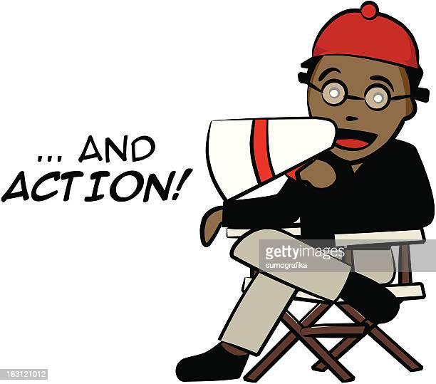 director [ movie buff ] film guru
