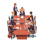 Directors board meeting