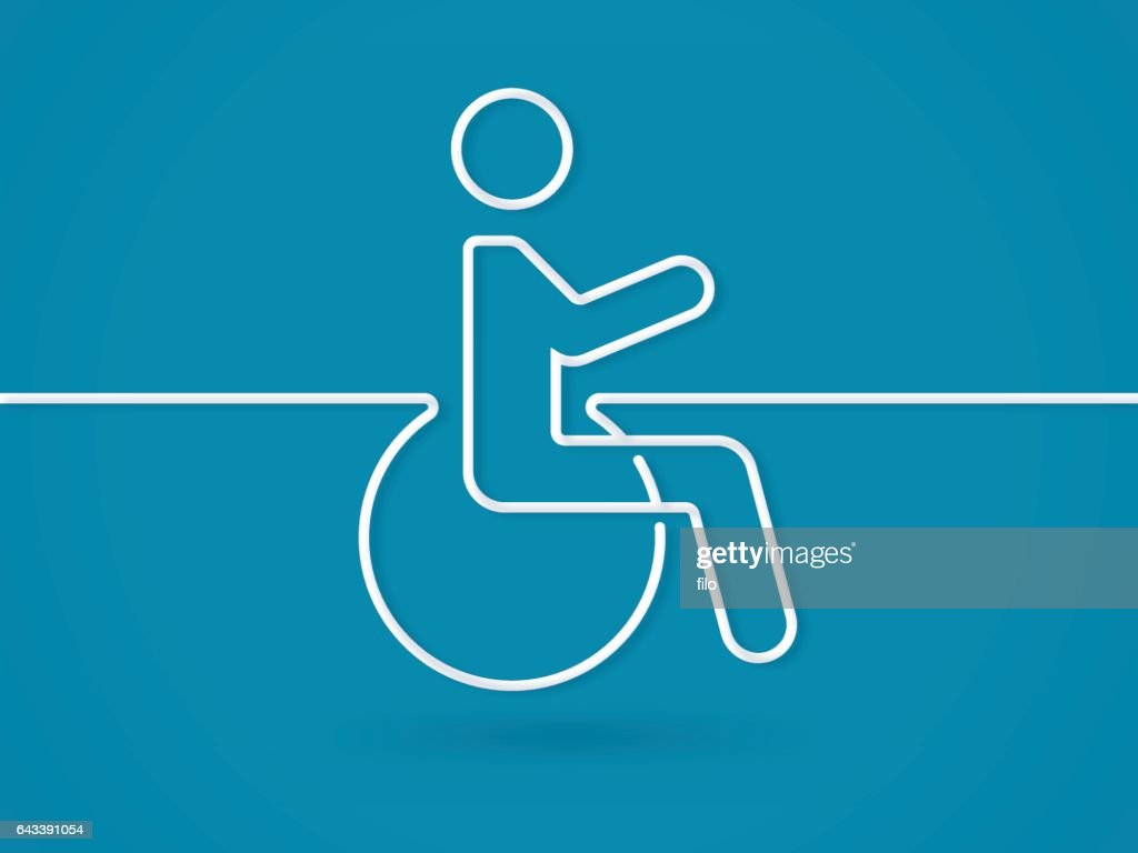 Disability Wheelchair Symbol