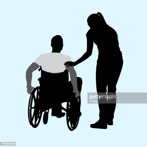 Disabled Husband