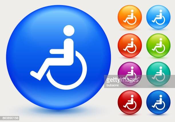 Disabled Wheelchair disability icon