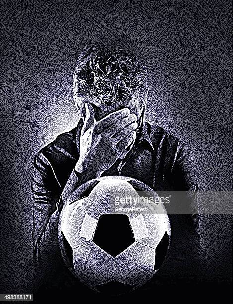 Disappointed Soccer Fan
