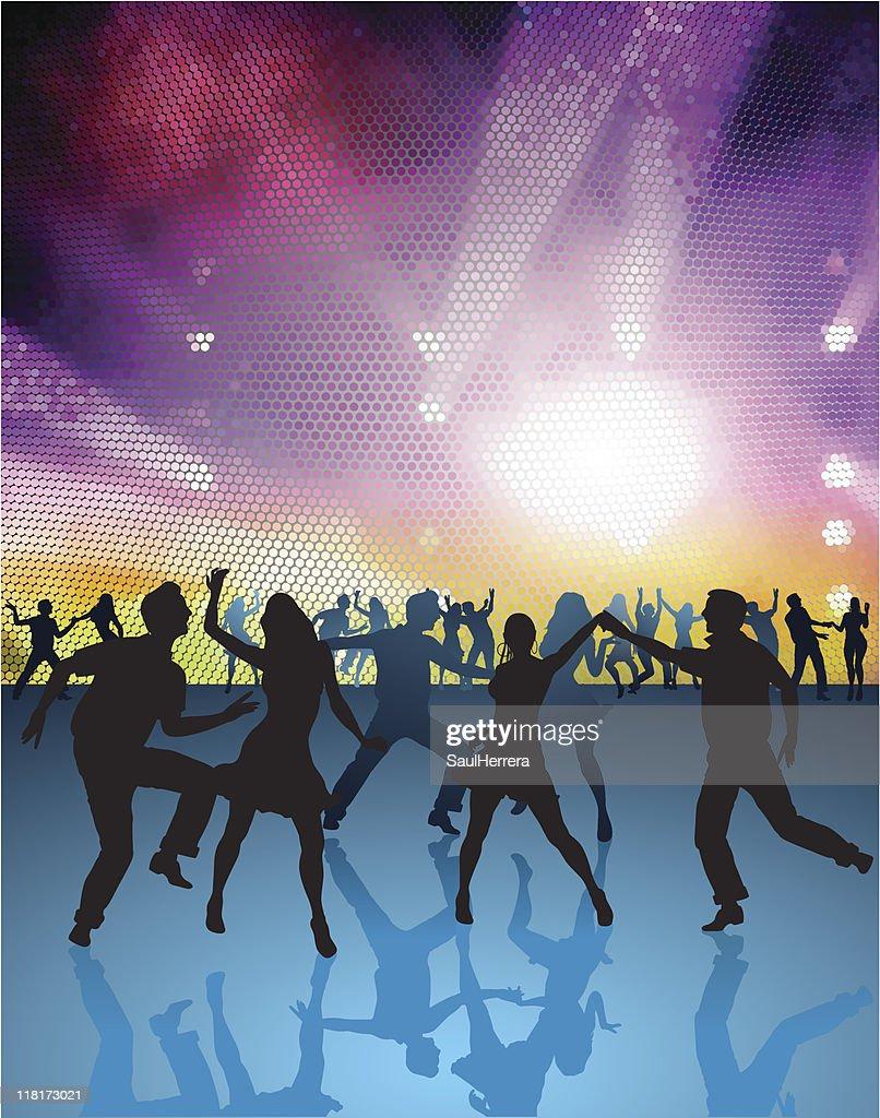 La discothèque : Illustration