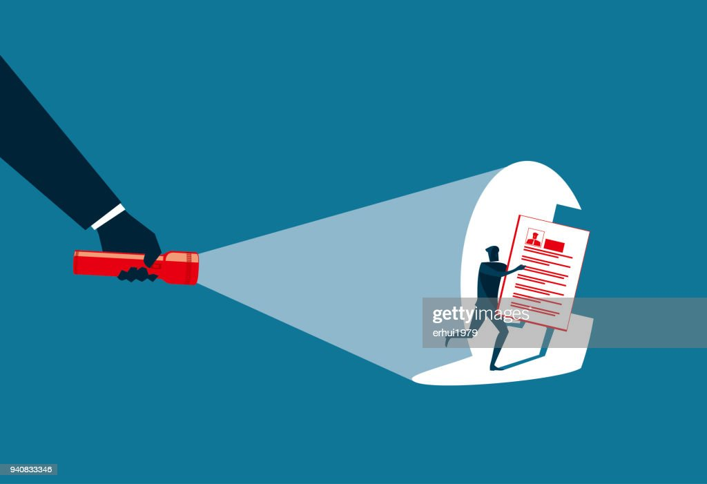 Discovery : stock illustration
