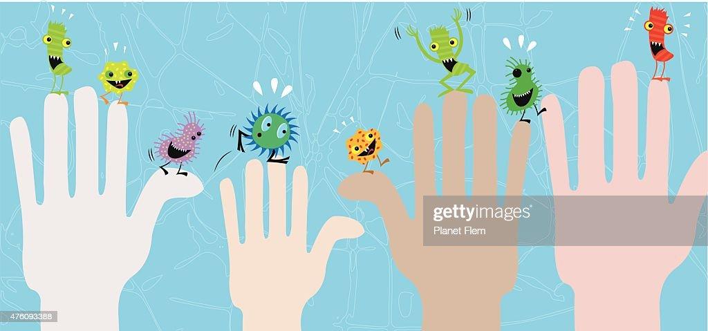 Diseases transmisson