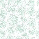Distorted elements pattern blue and white