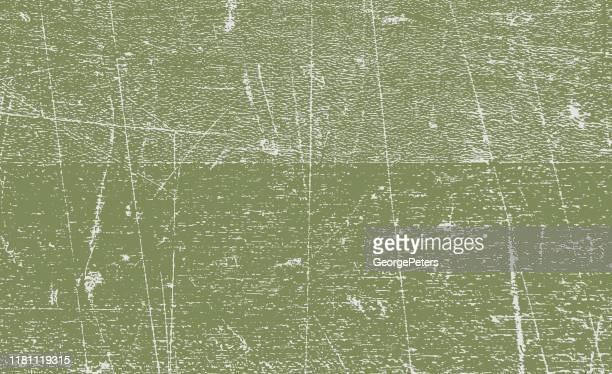苦しんだ木の背景テクスチャ - カーキグリーン点のイラスト素材/クリップアート素材/マンガ素材/アイコン素材