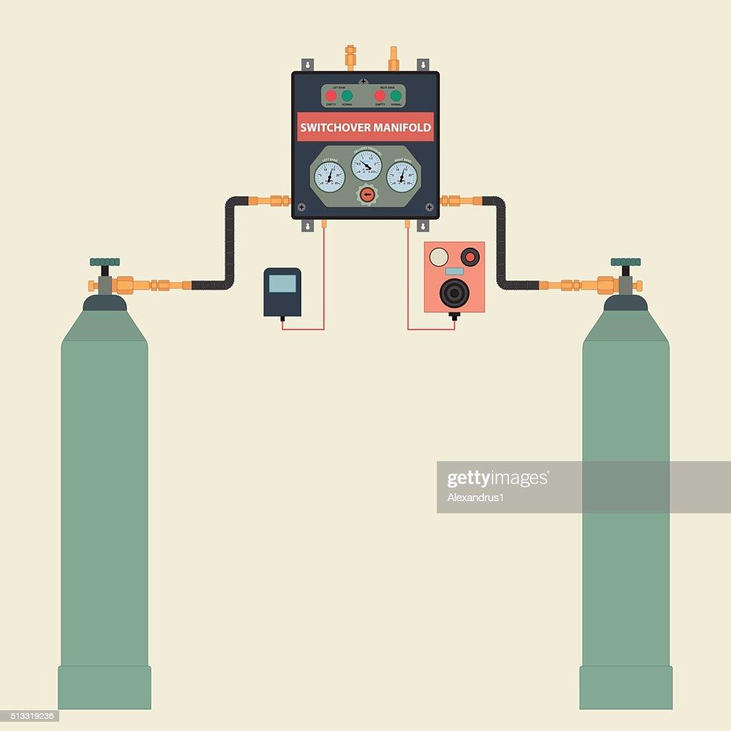 Distribution System Gas