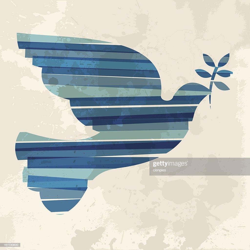 Diversity dove of peace