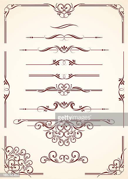 分配器&コーナー - decoration点のイラスト素材/クリップアート素材/マンガ素材/アイコン素材