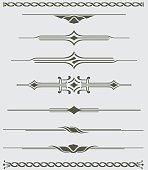 Dividers - Decorative Illustration