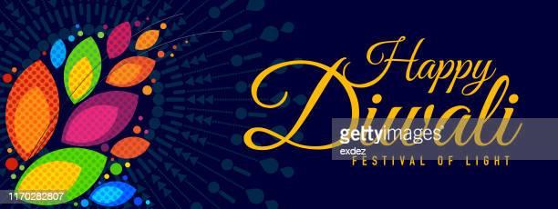 diwali celebration design - diwali stock illustrations