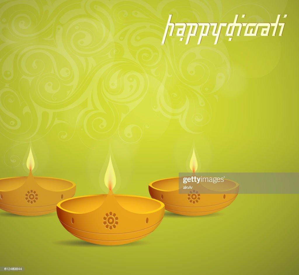 Diwali indian festival greeting card vector art getty images diwali indian festival greeting card vector art m4hsunfo