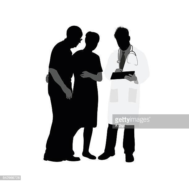 Doctor Explaining Medical Condition