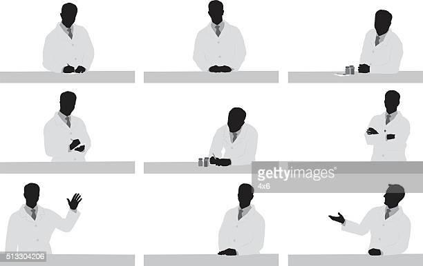 医師の様々な処置