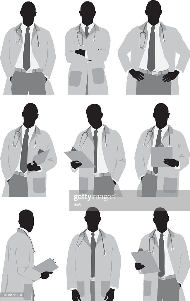 Doctor in various actions