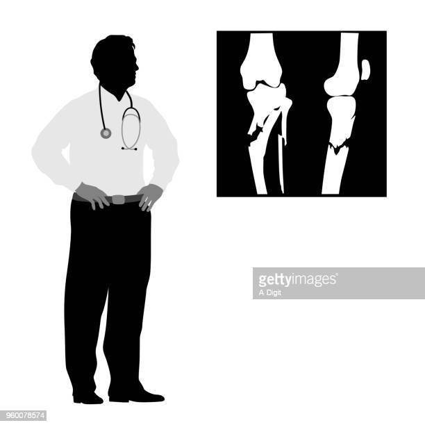 Doctor Medical Advice Fracture
