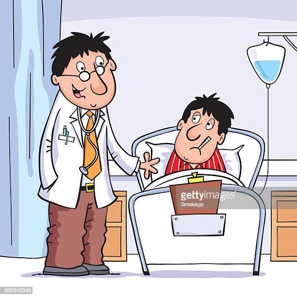 Médico & doente