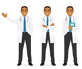 Doctor set black