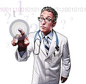 Doctor, Touch Screen Technology