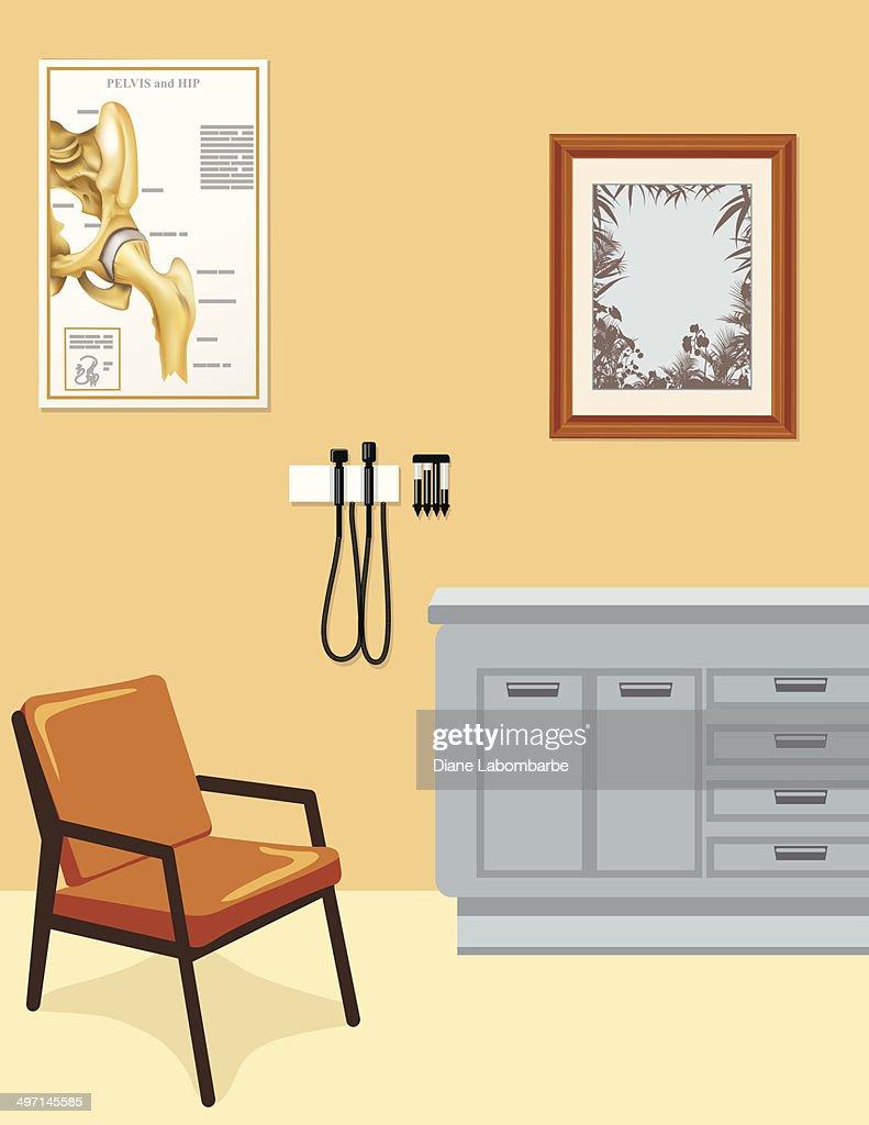 Doctors Office Vector Art | Getty Images