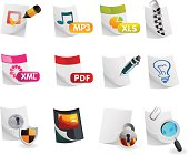 Document File Icons