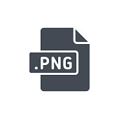 Document Files silhouette icon PNG