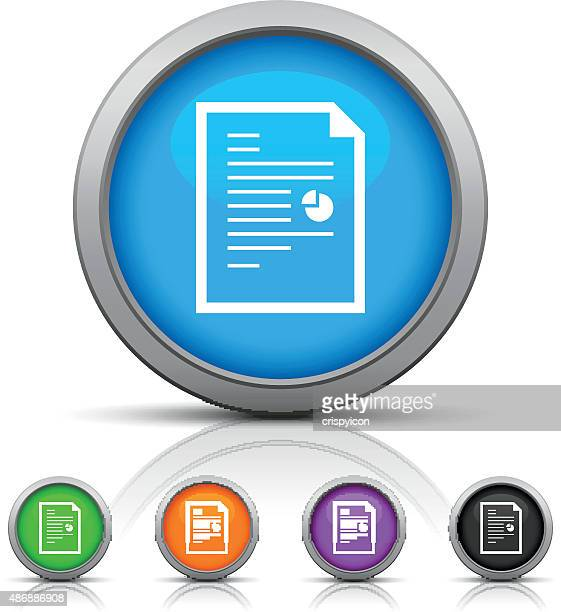Document icon on round buttons.