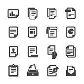 Document Icons - Acme Series