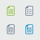Document Types - Granite Icons