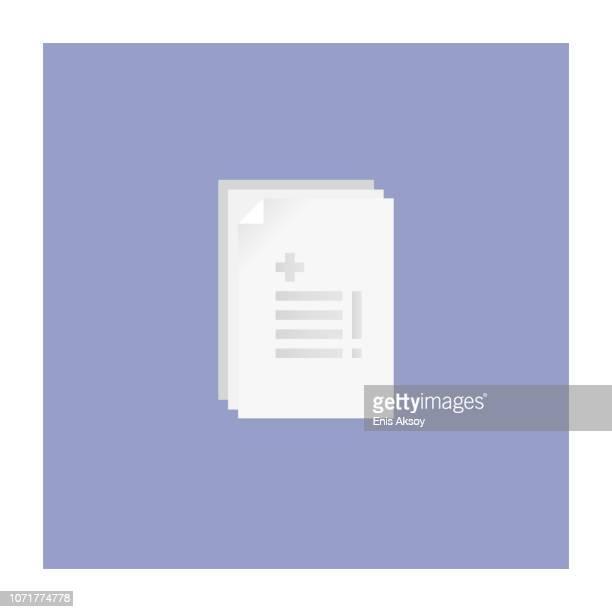 documents icon - photocopier stock illustrations, clip art, cartoons, & icons
