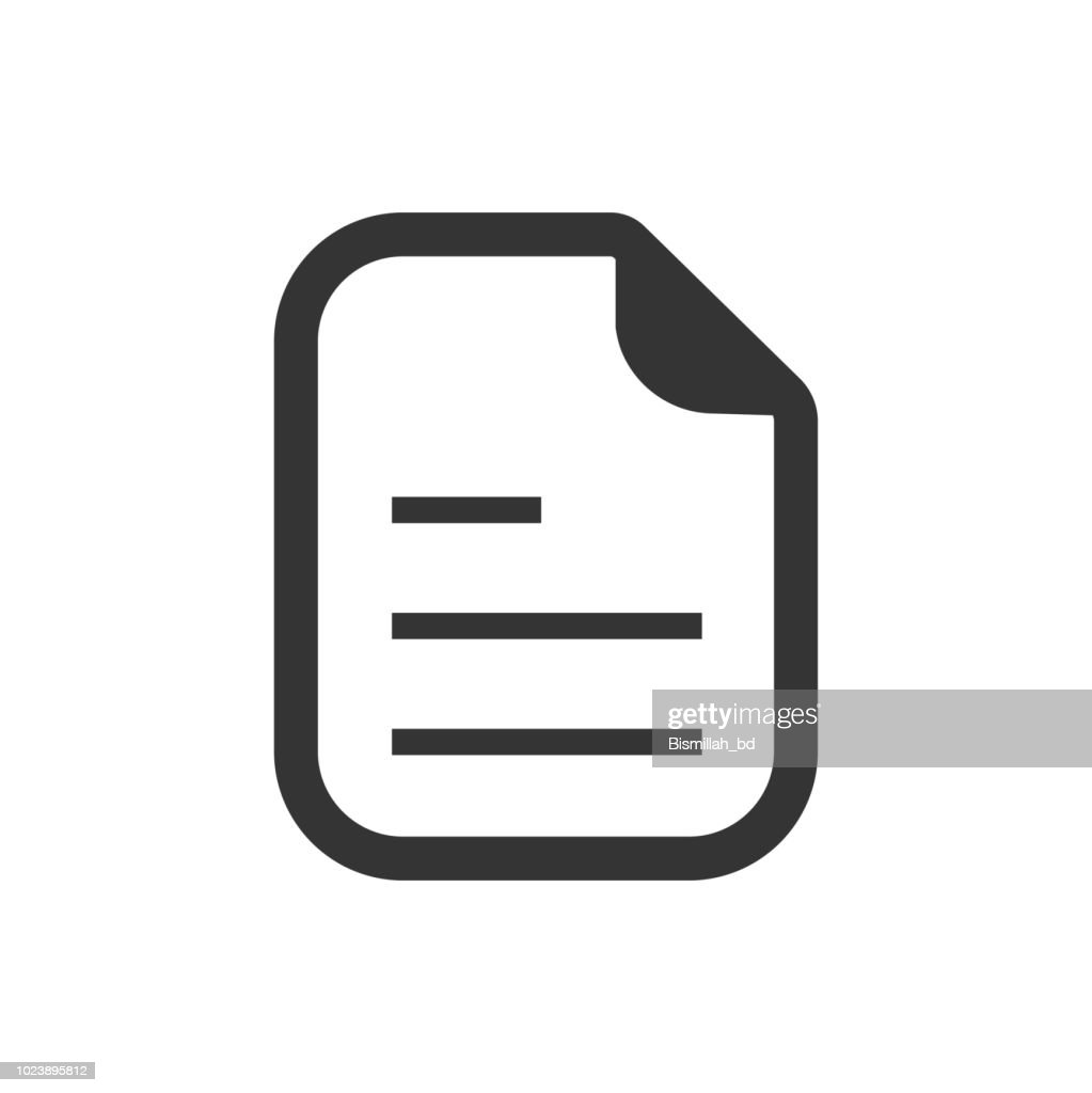 Documents set icon