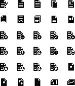 Documents Vector Icons 1