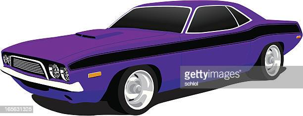 Dodge Challenger from 1973
