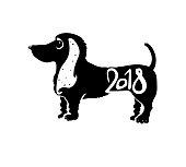 Dog 2018.