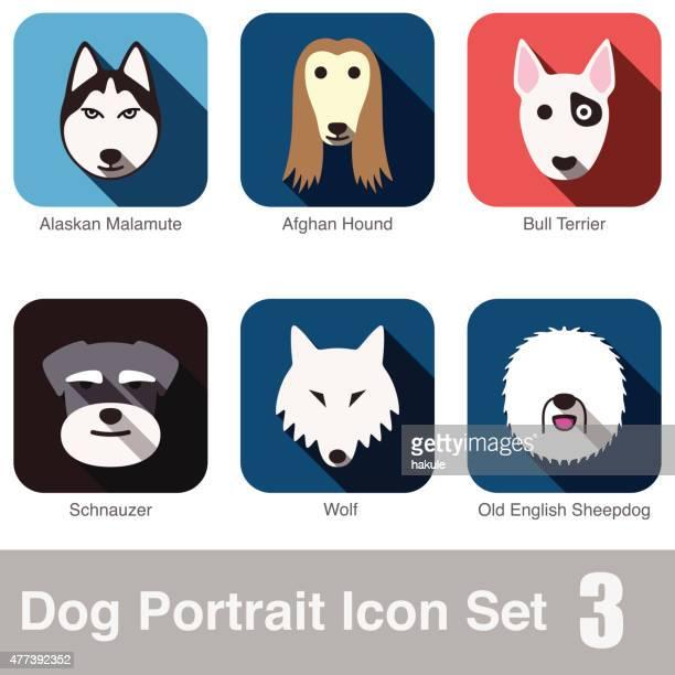 Se aceptan animales de carácter serie icono de cara