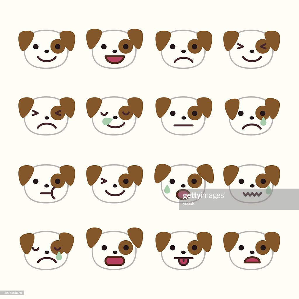 Dog Emoticons