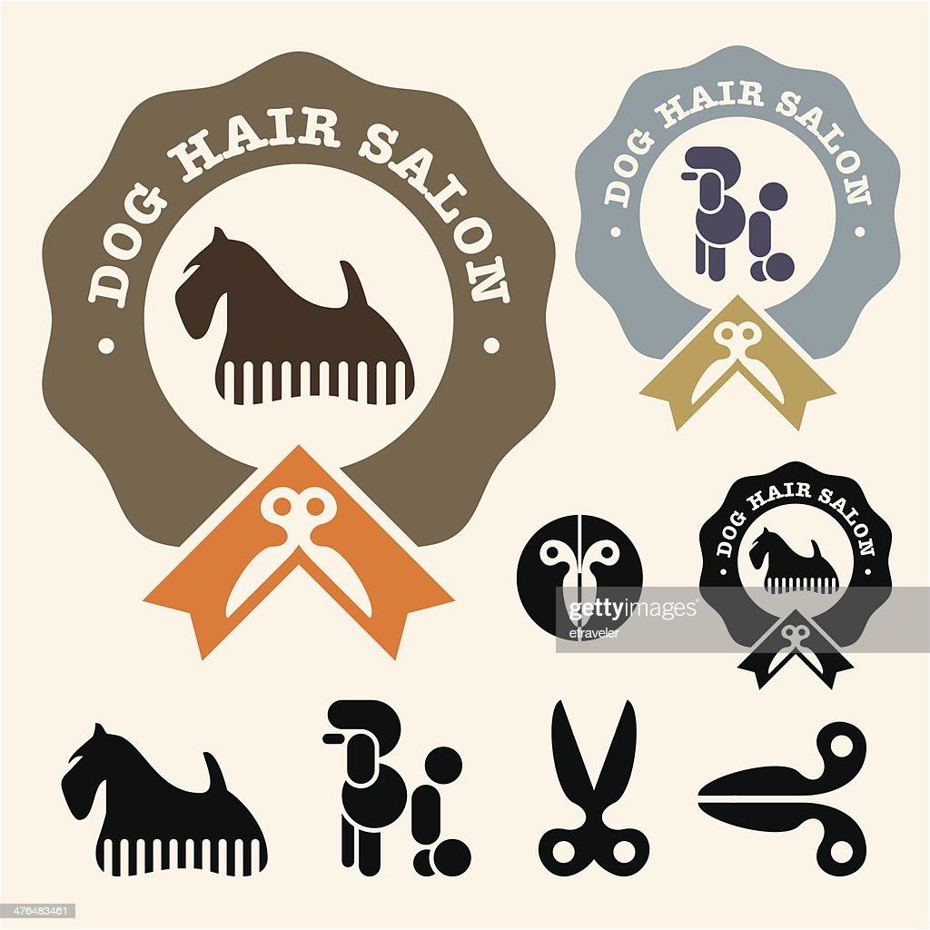 Dog hair salon