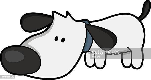 犬の検索 - 突き出た鼻点のイラスト素材/クリップアート素材/マンガ素材/アイコン素材