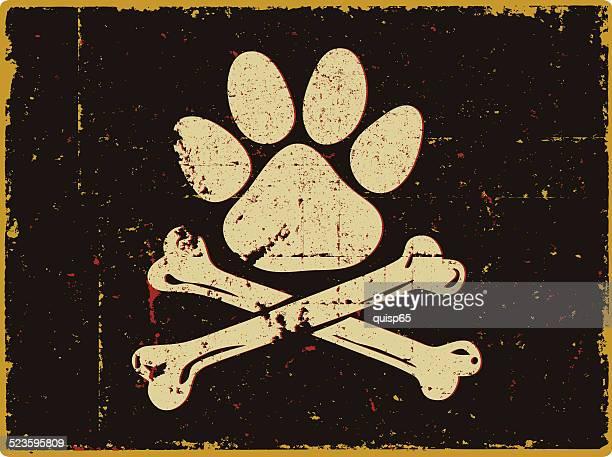 Doggy Roger Flag