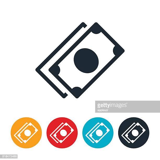 Dollar Bills Icon