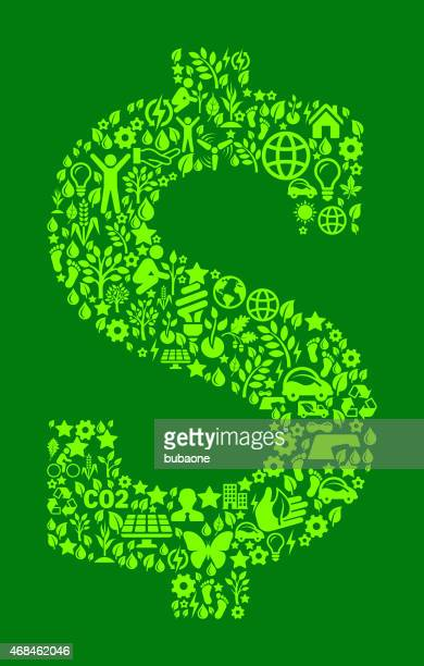60 Top Green Dollar Sign Stock Vector Art and Graphics