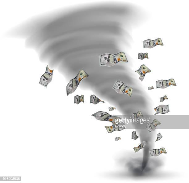 Dollars tornado