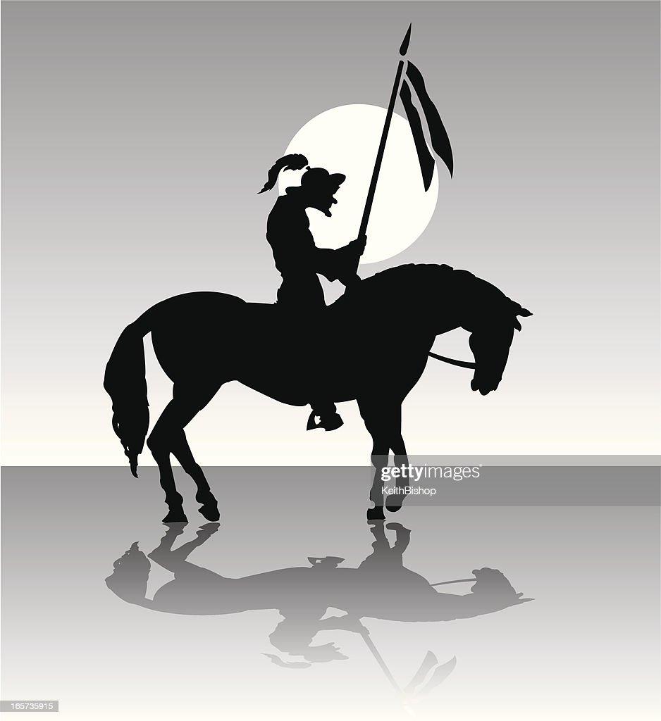 don quijote pferd