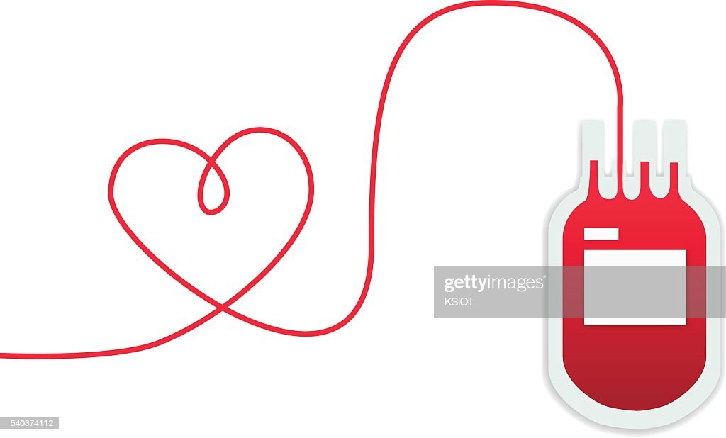 donate blood for sharing love, blood donation vector, sign and symbol