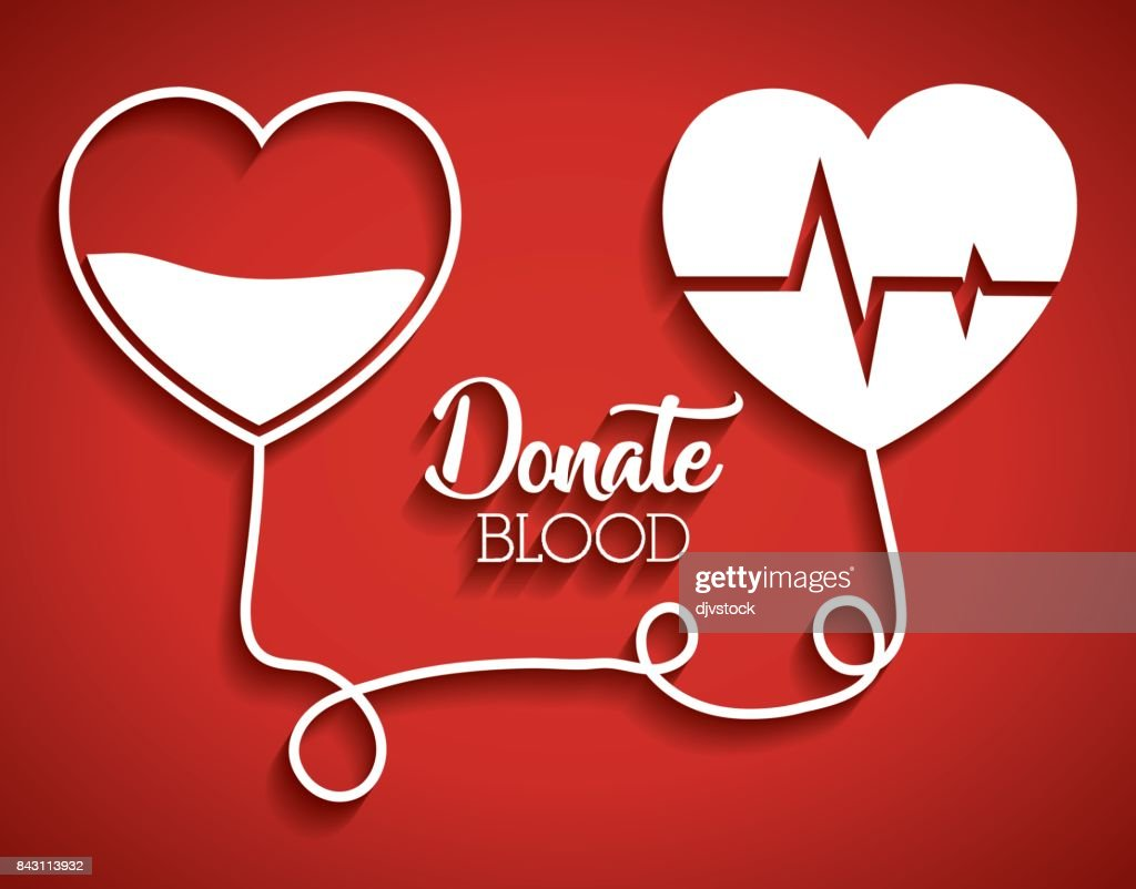 donation blood design