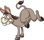 Donkey kick
